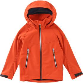 Reima Vild Softshell Jacket Pojkar Orange